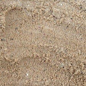 Песок намывной речной